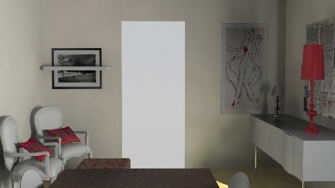 salle manger V9 - Dining Room  - by johanne