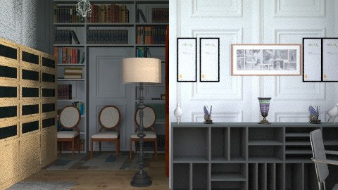 my office - Classic - Office  - by oliricescarraman