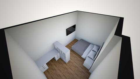 My Room - Modern - Bedroom  - by RemoteEchidna