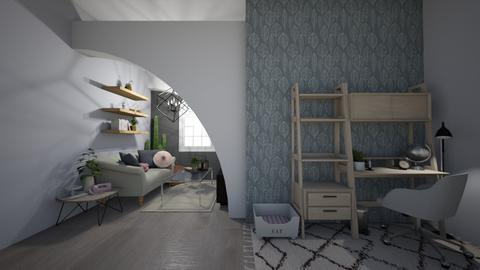 Cute_Office - Modern - Office - by KKArntz