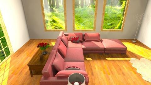 living room - by verkam
