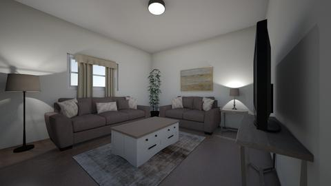 Neutral Living Room - Living room  - by 21amoorer
