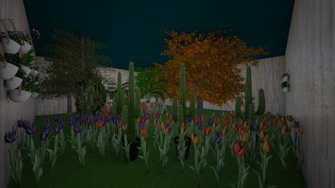 Alexanders garden - Garden - by Atc2010