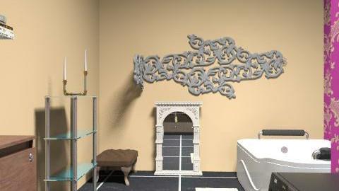 5 star en-suit - Glamour - Bathroom  - by sas_98