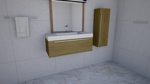 bath - Bathroom  - by Safdar Ali