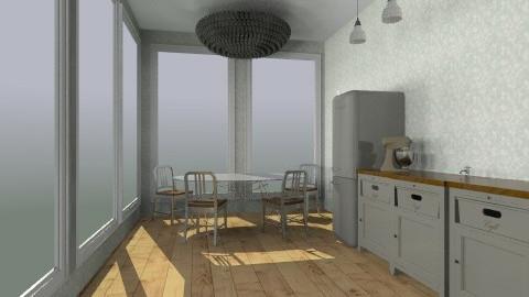 kitchen - Glamour - Kitchen  - by bethany81