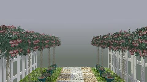the sexy walk - Classic - Garden  - by thomasd