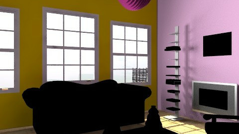 bru - Living room - by ory_ana