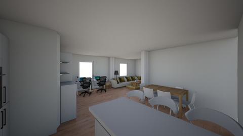 Salon - Living room  - by RAMONCHO