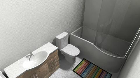 TTownapt_3 - Bathroom - by moonkai
