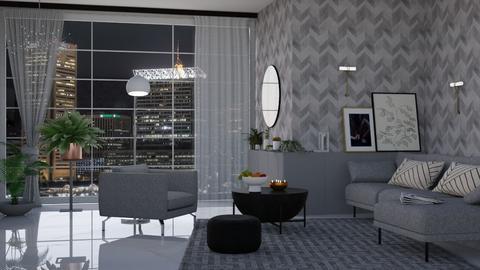 M_Night lights - Living room - by milyca8