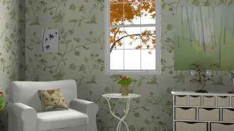 set2 - Classic - Living room  - by kymont