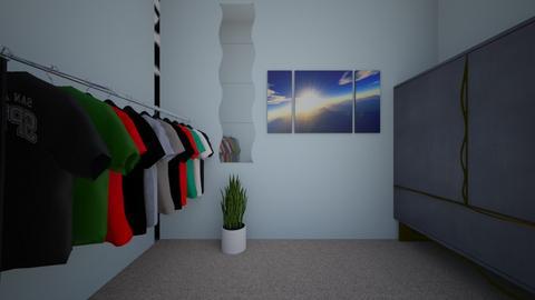 Angelina closet - Modern - Kids room  - by ChZu