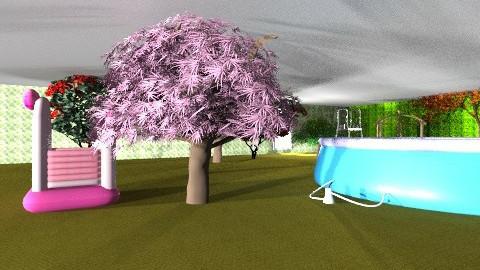 Ogrod - Glamour - Garden  - by frodo2002