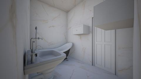kids bathroom - Bathroom - by arichard25