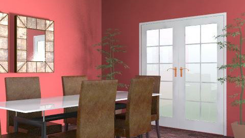 Dining Room - Classic - Dining room - by kpride1993