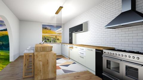 Just a random Kitchen - Kitchen  - by LilLil
