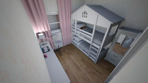 bedroom 3 - Kids room - by matty1993