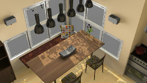 kitchen test - Dining Room  - by defcond