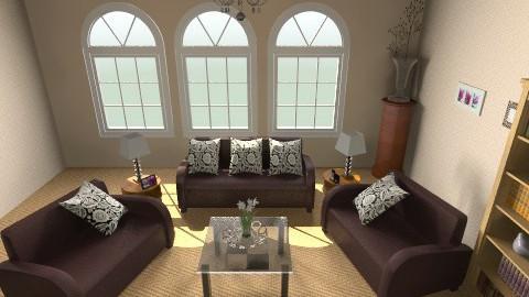 livingroom - by marianapulido17
