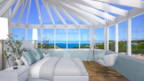 Sea views - Bedroom  - by Phospective