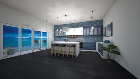 Coastal Design  - Kitchen  - by L farmer
