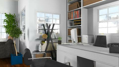 studio1 - Modern - Office  - by boccadirosa