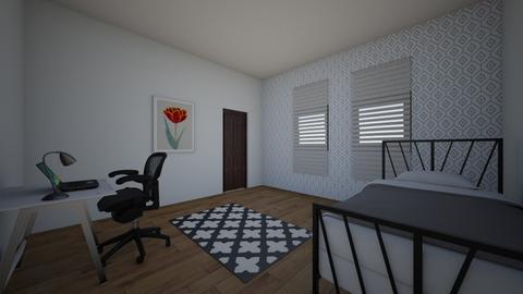 student dorm - Minimal - by jilly bean
