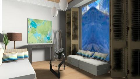 D48 - Minimal - Living room  - by apriljoyeby