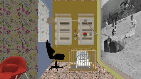 Bilik Bayi - Modern - Kids room  - by Ryka Vivieyolet