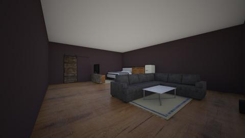 school - Bedroom  - by dylann lemstra
