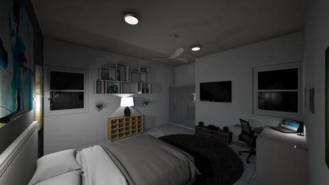 cuarto - Bedroom  - by jorgehilade