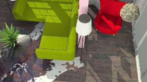 Retro Chique 2 - Retro - Living room  - by Frankiekex