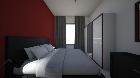 14m2 - Bedroom  - by 32000
