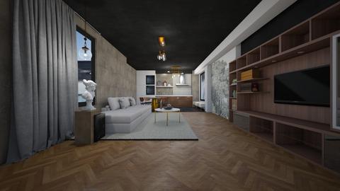 Modern - by claudia secareanu