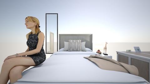 Maycees Bedroom - Modern - Bedroom  - by MayceeGwenn
