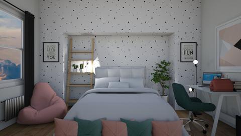 not mine Bedroom - Bedroom  - by MillieBB_fan