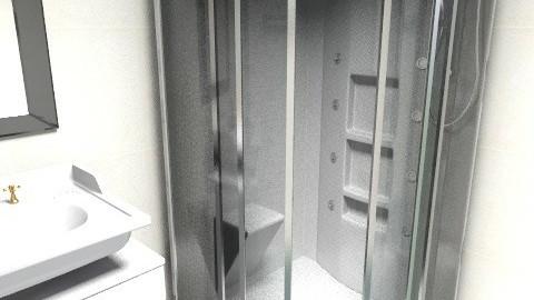 Vova3 - Minimal - Bathroom  - by ksanka
