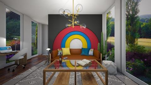 study room - by karliestarcevich
