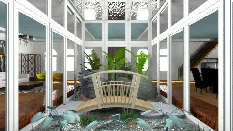 Indoor Oasis - Modern - Garden  - by chloedaniella