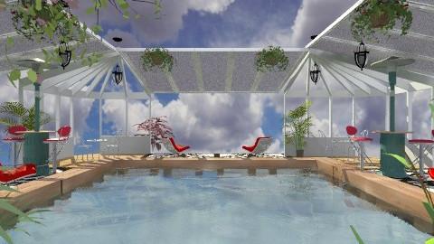 Pool - Modern - Garden  - by Bibiche