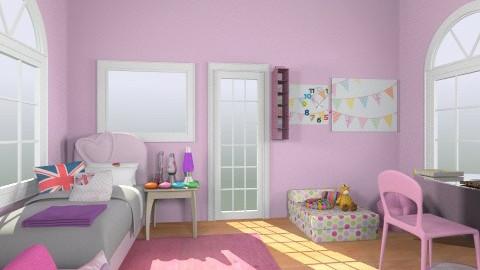 Her room - Modern - Kids room  - by Phoebe Ficer