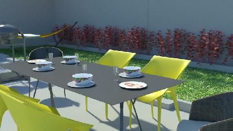 Garden I-RAY - Modern - Garden  - by jenrooms