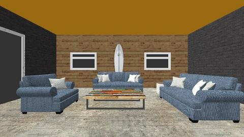 Breath - Living room  - by rh05