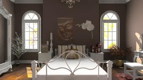 Buddha - Classic - Bedroom  - by deleted_1566988695_Saharasaraharas