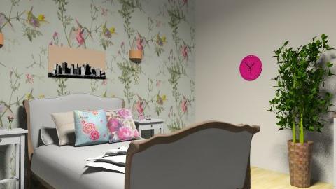 mishmash - Classic - Bedroom - by hollyboylan