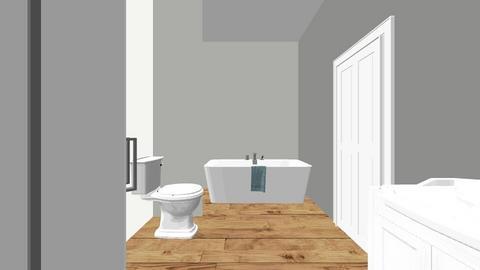 Bathroom - Bathroom  - by Kalgklemm