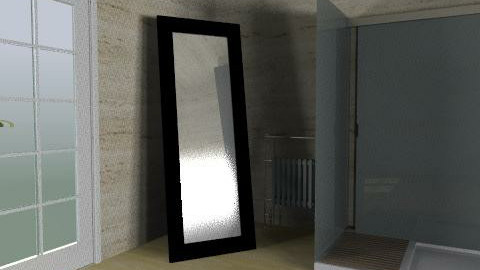 Feel like a shower. - Minimal - Bathroom  - by kingy101