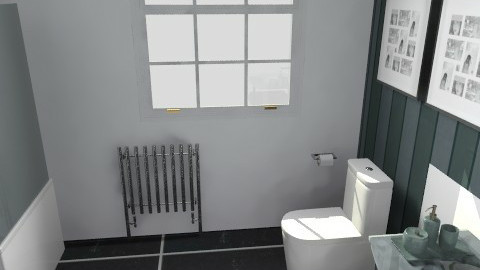 It has only taken 2 yrs!!day6 - Minimal - Bathroom - by FRANKHAM
