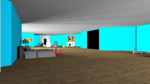 Zenirezs room - Retro - Bedroom  - by MinJae